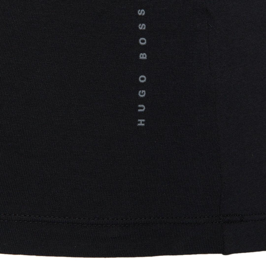 Hugo Boss - Black Two-pack of slim0fit underwear vests